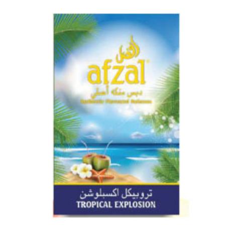 Afzal Тропический взрыв