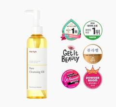Гидрофильное масло для снятия макияжа, 200 мл / Manyo Pure Cleansing Oil