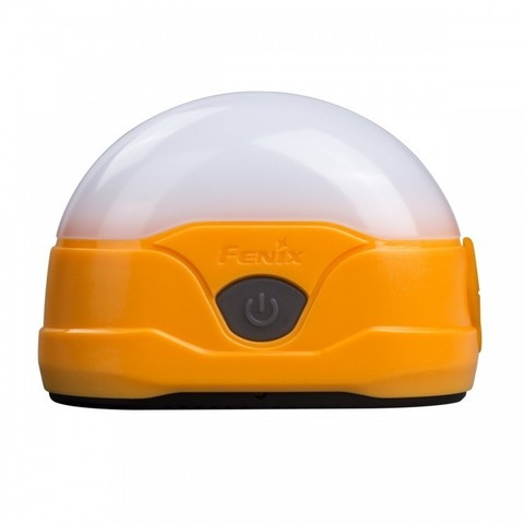 Фонарь светодиодный Fenix CL20R оранжевый, 300 лм, встроенный аккумулятор
