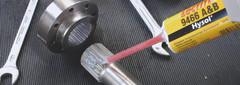 LOCTITE EA 9466 Клей универсальный 2-компонентный эпоксидный повышенной жёсткости. Средняя вязкость