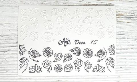 Слайдер Arti 3D Deco № 015