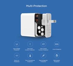 Зарядное устройство Xiaomi USB-C для нотбуков Xiaomi QC 3.0