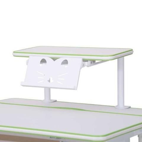Парта-трансформер RIFFORMA Comfort-80 + полка с подставкой для книг