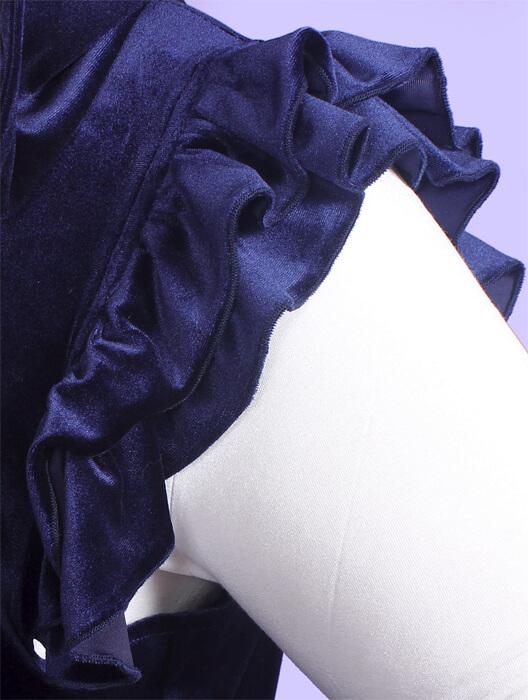 Велюровые брюки Дудочки