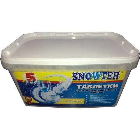 Таблетки для посудомоечных машин Snowter 5 в 1 (365 штук в упаковке)