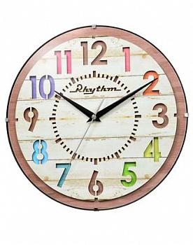 Настенные часы Rhythm CMG778NR07