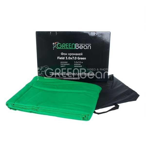 GreenBean Field 2.4 х 5.0 Green