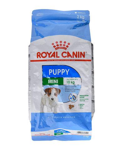 Royal Canin Puppy Mini сухой корм для щенков мелких пород 2 кг
