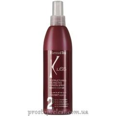 Farmavita K.Liss Restructuring Smoothing Spray - Спрей для реконструкции волос