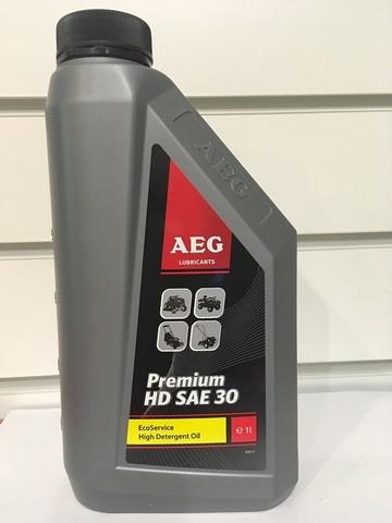 Масло AEG Premium HD SAE (4-х тактное)