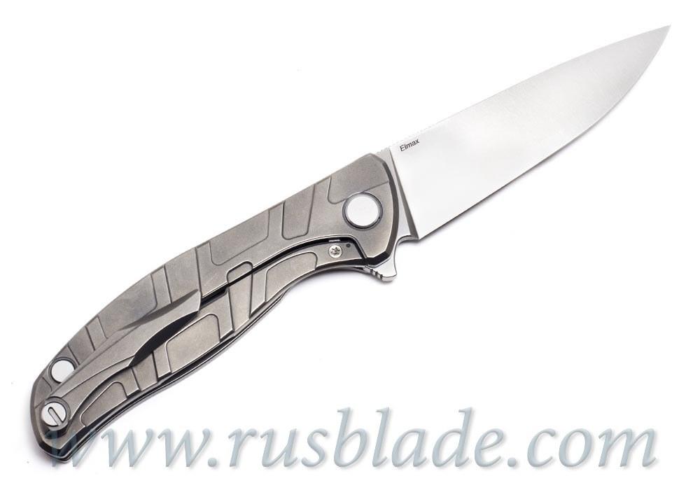 Shirogorov Flipper 95 Elmax T-mode w/ bearings