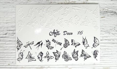 Слайдер Arti 3D Deco № 016