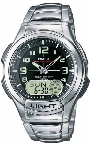 Часы мужские Casio AQ-180WD-1B Casio Collection