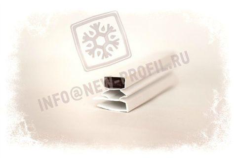 Уплотнитель  для  холодильного шкафа Визма (навесной с двумя дверьми) 580*470 мм(013)