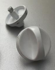 Ручка переключателя режимов духовки (0-5) белая ЗВИ (НЕ ПОСТАВЛЯЕТСЯ)
