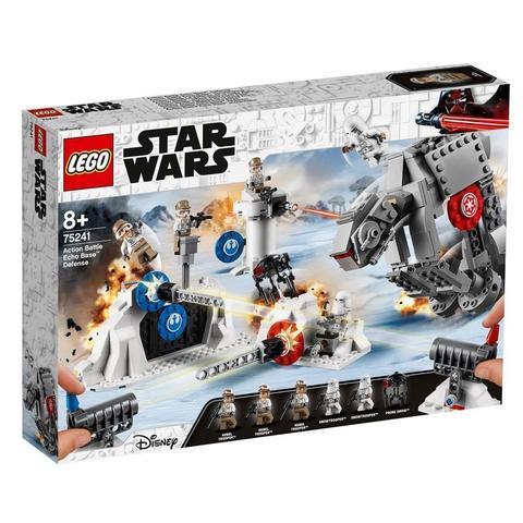 LEGO Star Wars: Защита базы Эхо 75241 — Action Battle Echo Base Defence — Лего Звездные войны Стар Ворз