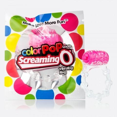Screaming O Виброкольцо Quickie POP box