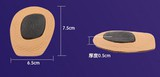 Вкладыши под переднюю часть стопы для лечения мозолей и натоптышей, 1 пара
