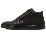 Кеды Мужские Philipp Plein Low-Top Double Zip Classic Leather (с Мехом)