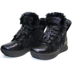 Модные женские кроссовки на зиму