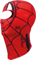 Балаклава флисовая Buff Balaclava Polar Spidermask Red