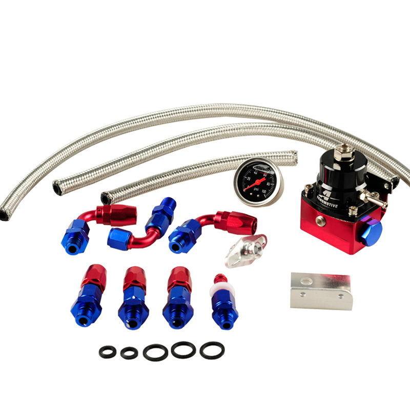 Регулятор давления топлива Aeromotive A1000 с фитингами
