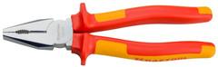 KRAFTOOL 200мм, Cr-Mo, плоскогубцы хромированные2202-1-20