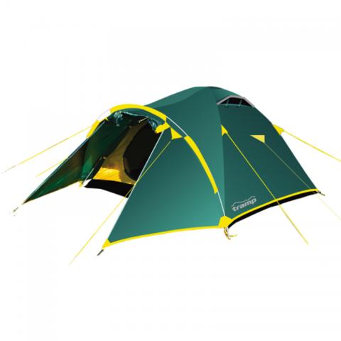 Туристическая палатка Tramp Lair 3 (V2) (3 местная)