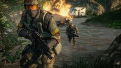 PS3 Battlefield 2 (русская версия)