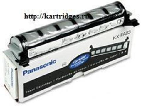 Картридж PANASONIC KX-FA83A