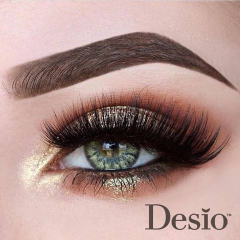 Зеленые линзы Desio™ DESERT DREAM