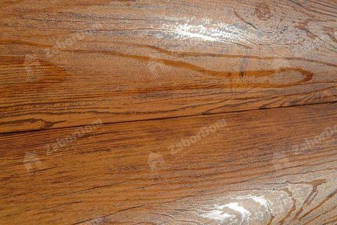 Металлический сайдинг под бревно Металл Профиль блок-хаус Ecosteel Золотой дуб 0,5 мм