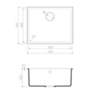 Схема Omoikiri Bosen 54-U-SA