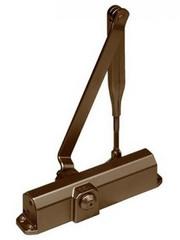 TS  Compakt EN2,3,4 дверной доводчик Dormakaba (коричневый)