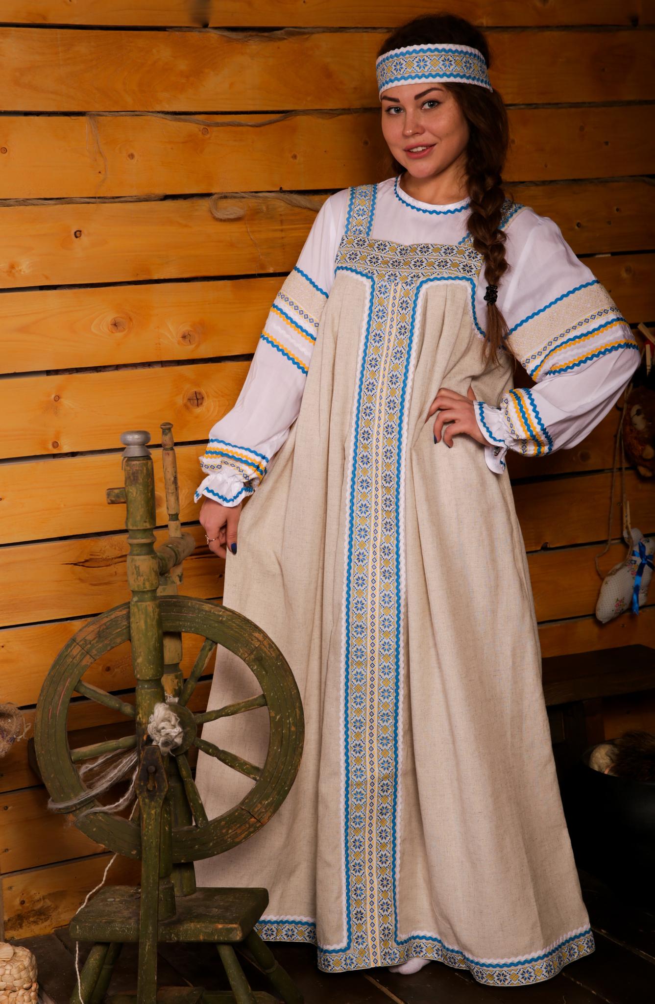 русский народный костюм Иванка от Костюм Шоу