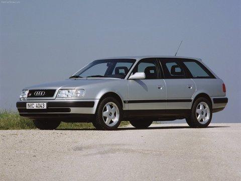 Чехлы на Audi 100 (C4) универсал 1991–1995 г.в.