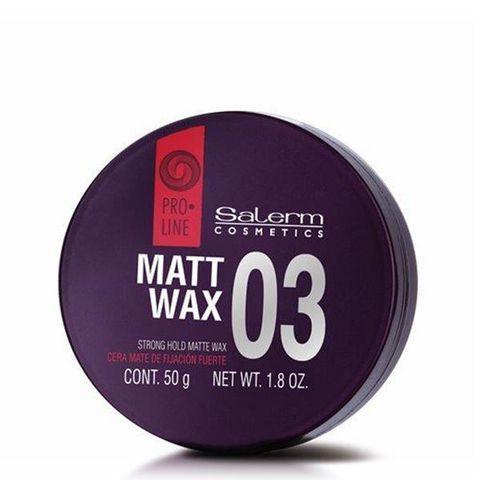 Матирующий воск сильной фиксации Matt wax