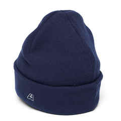Шапка №8 синяя