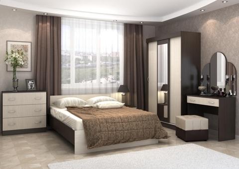 Спальня Бася-03 венге, дуб белфорд