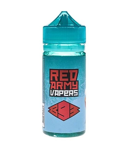 Red Army Vapers Red Army Vapers: Жидкость 893 Iced Out