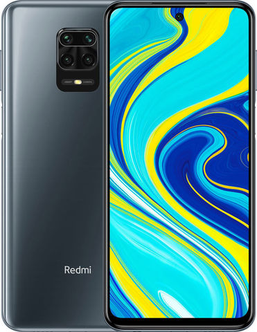Смартфон Xiaomi Redmi Note 9S 4/64Gb Grey (Серый) Global Version