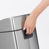 Прямоугольный мусорный бак Touch Bin (25 л), артикул 384929, производитель - Brabantia, фото 6