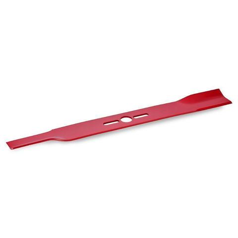 Нож универсальный для электро и бензо косилок (482 мм, толщина 4 мм), Посадочное 25,4 мм