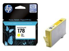 Картридж HP 178 Yellow