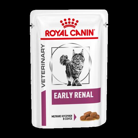 Royal Canin Early Renal Консервы для кошек при ранней стадии почечной недостаточности