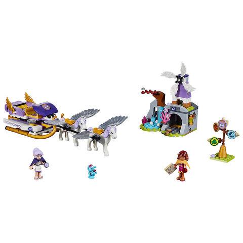 LEGO Elves: Летающие сани Эйры 41077 — Aira's Pegasus Sleigh — Лего Эльфы