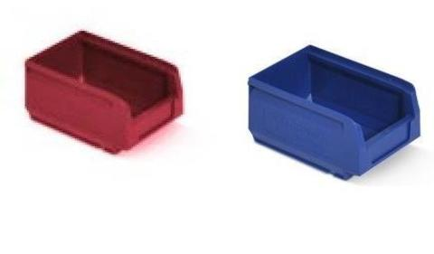 Ящик полимерный       СИНИЙ           (400х225х150)