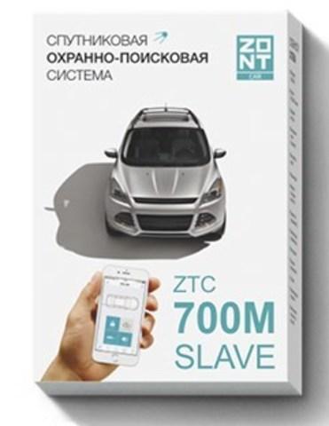 Автомобильная GSM - сигнализация ZTC-700M Slave