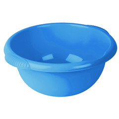 Таз 10л пластик круглый