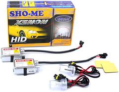 Комплект ксенона Sho-me H7 (5000К)